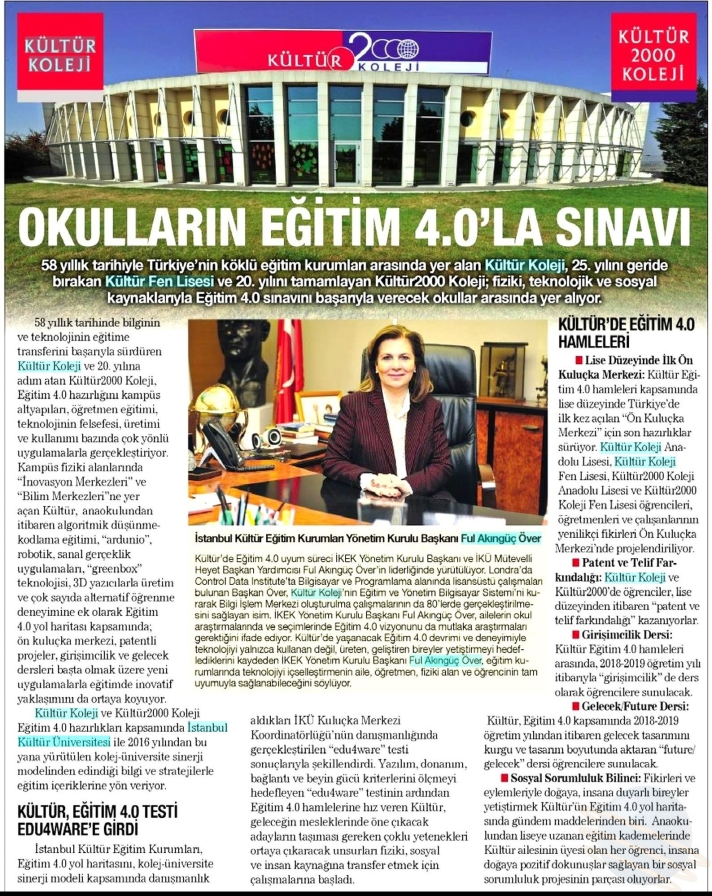 Hürriyet-OKULLARIN_EĞİTİM_4.0LA_SINAVI-29.04.2018